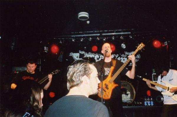 Carcariass - L'Undertown, Meyrin, 04/12/2004