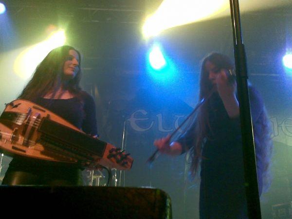 Cernunnos Fest 2007 - Eluveitie