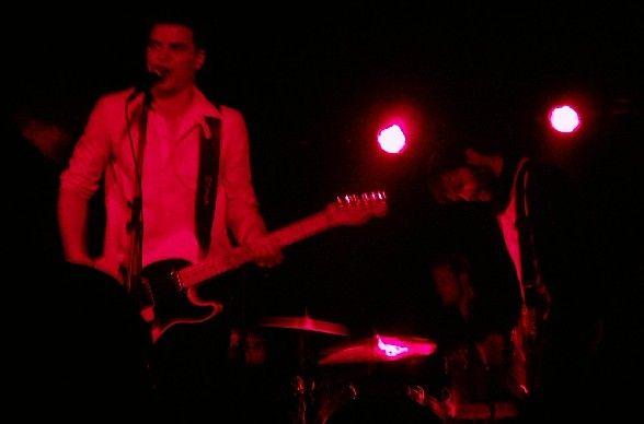 Convoj - Lausanne, 16/02/2007