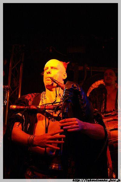 Corvus Corax - Lyon, 08/11/2007
