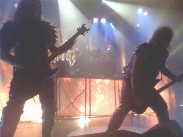 Dark Funeral, le Brise-Glace 27 mars 2010