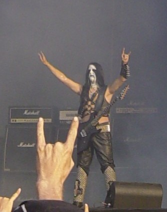 Dark Funeral - Wacken Open Air 2003