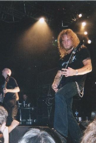 Dark Tranquility - Ninkasi Kao, Lyon, 20/11/2002