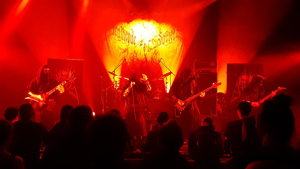 Deathcode Society - Le Brise Glace, Annecy, 19/01/2019