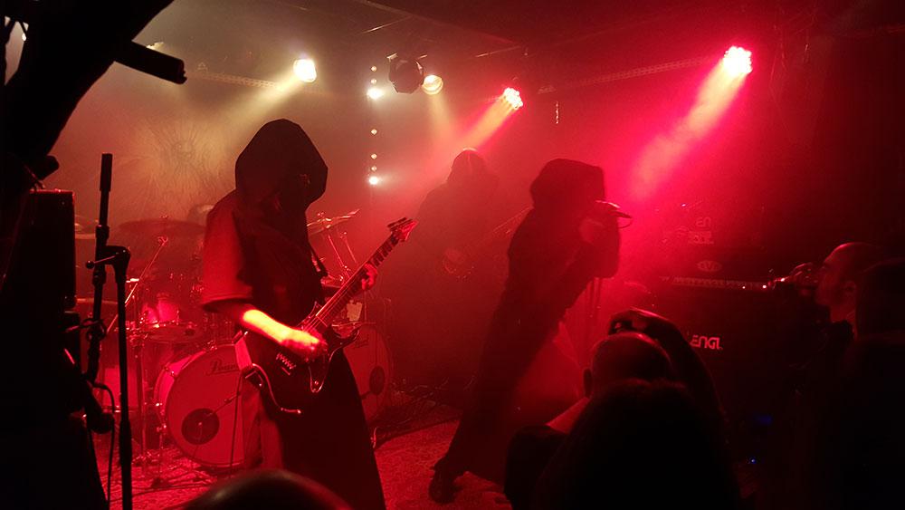Deathcode Society - Under Black Horizons Part V, Brin de Zinc, Chambéry, 12/12/2015