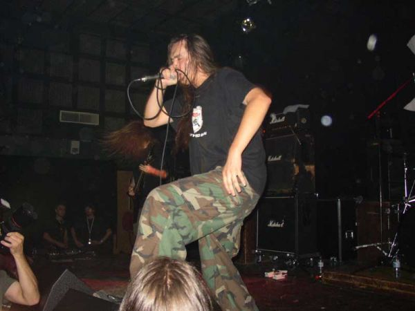 Decapitated - CCO Villeurbanne, 10/09/2005