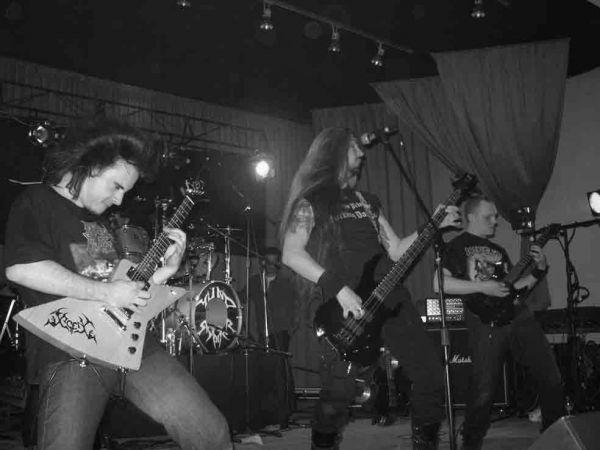 Decent - Underground Festival III, Millery, 23/04/2005