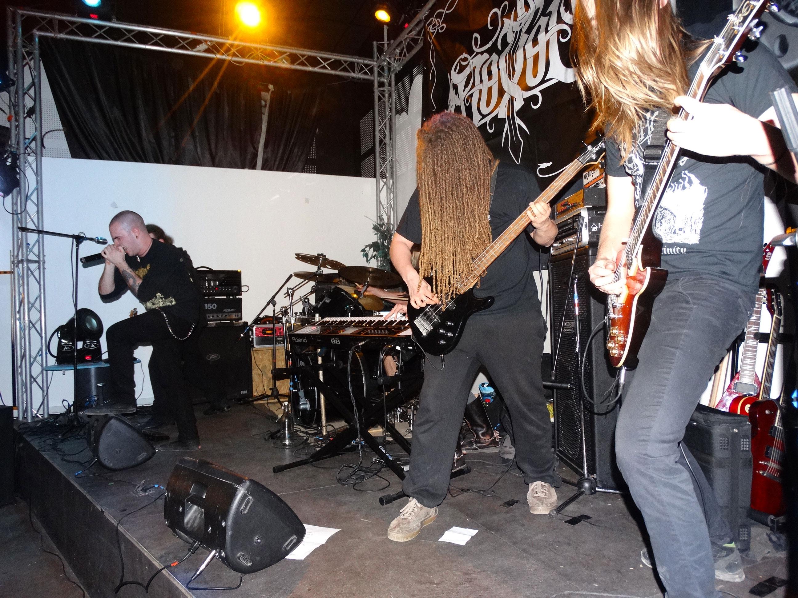 Delion - Chez Drey, Seynod, 27/02/2016