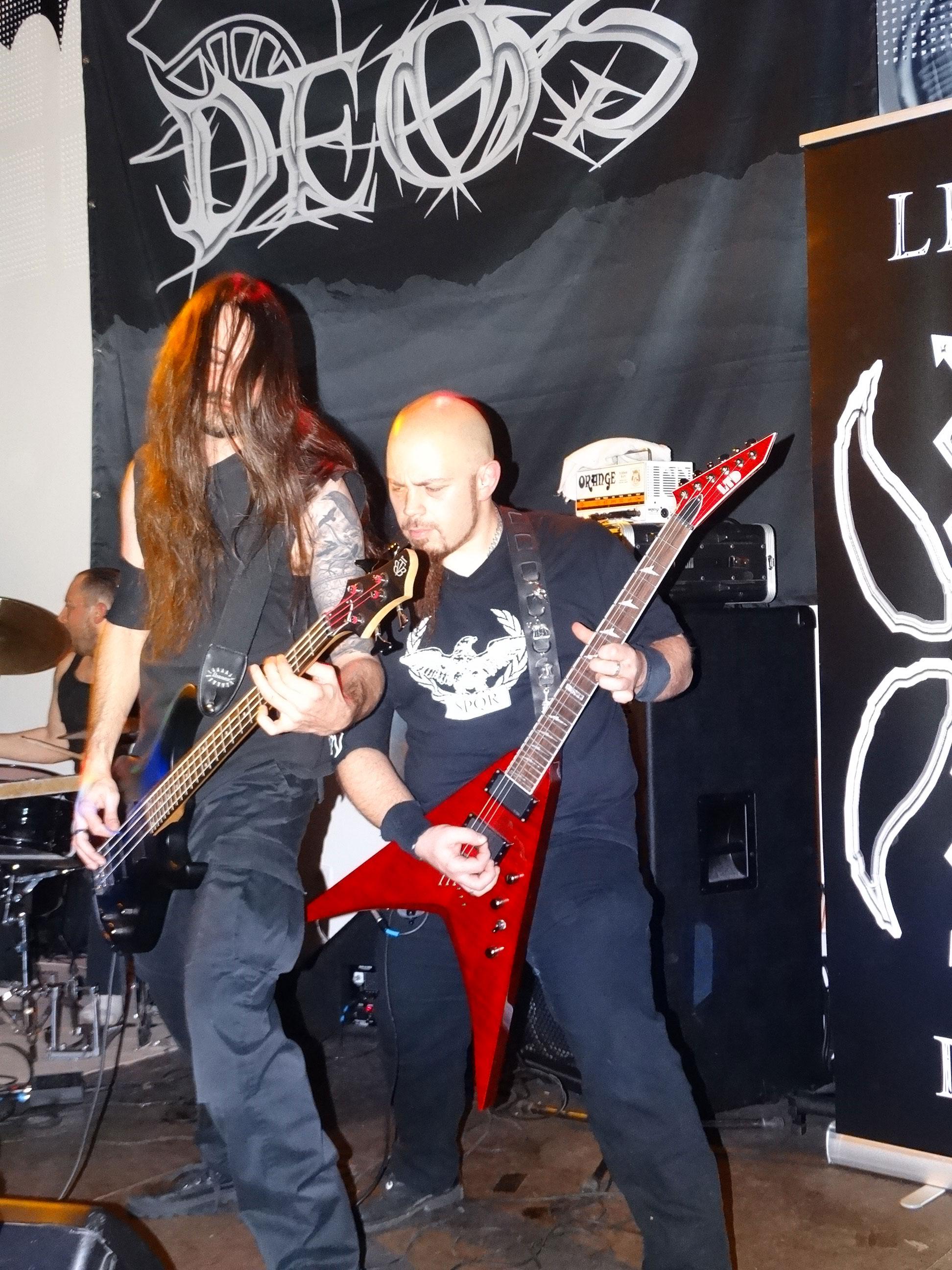 Deos - Chez Drey, Seynod, 27/02/2016