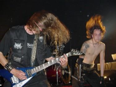 Destinity - Nuit du Metal 4, 01/05/2004