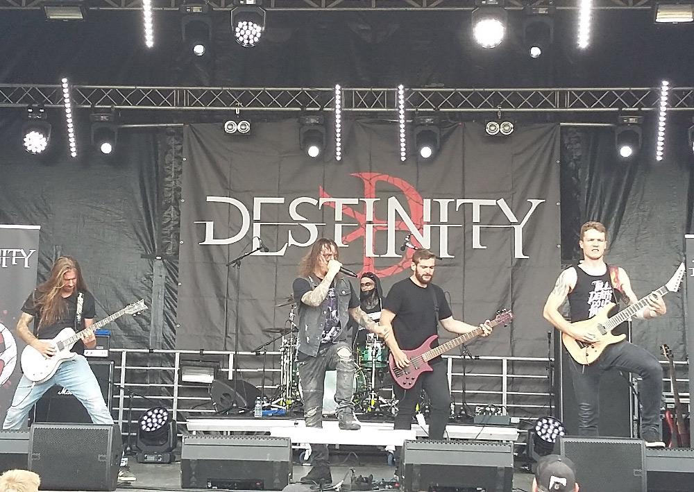 Destinity - Panic Fest 4