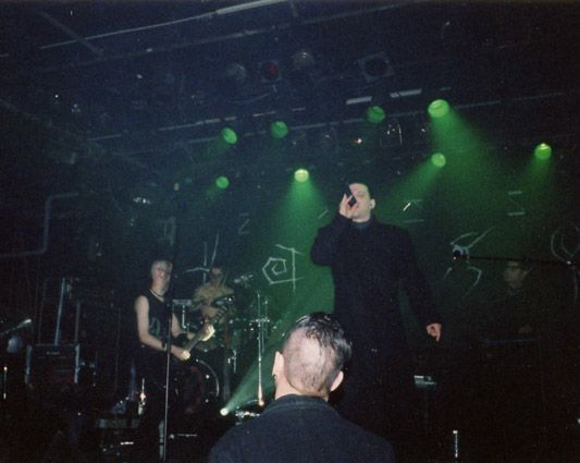 Diary of dreams - L'Usine, Genève, 13/02/2005