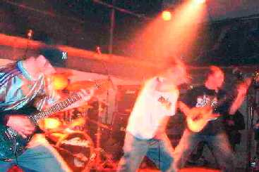 Downfall - Grenoble, 24/02/2004
