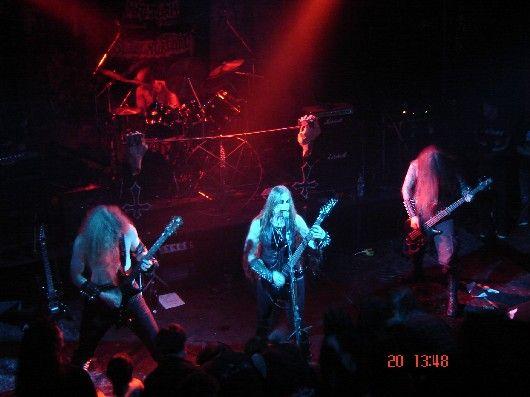 Darkened Nocturn Slaughtercult - Bulle, 17/02/2007