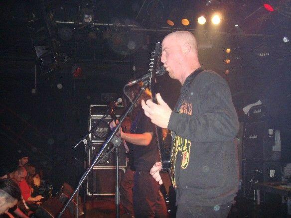 Dying Fetus - Genève, 08/05/2007