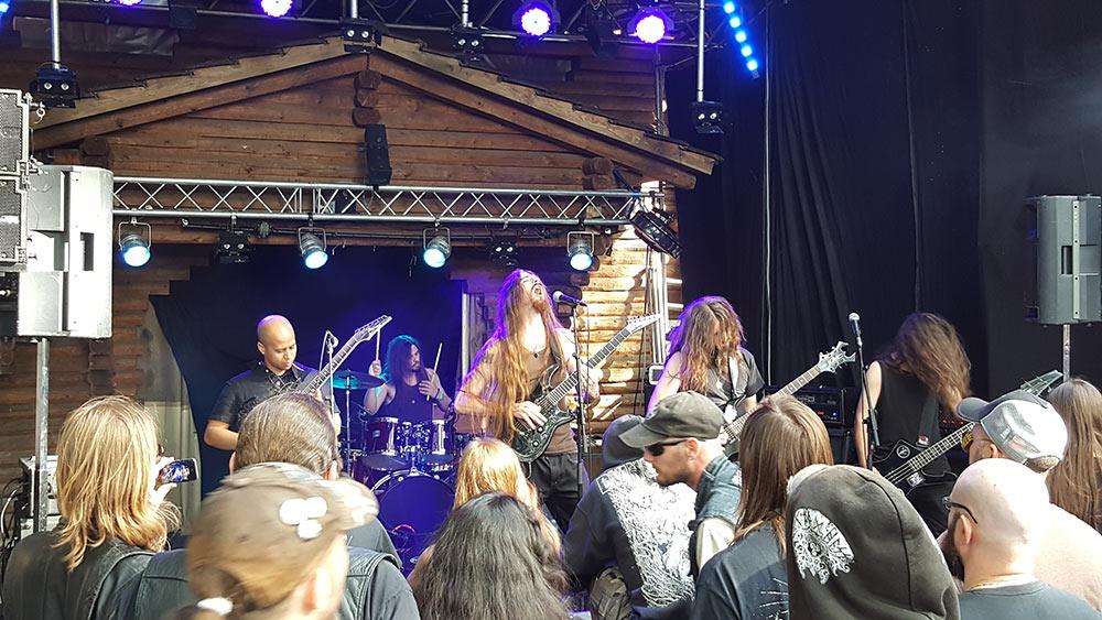 Dysylumn - Forest Fest VI - 14/07/2017