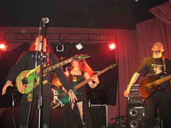 Ellipsis - Underground Festival III, Millery, 23/04/2005