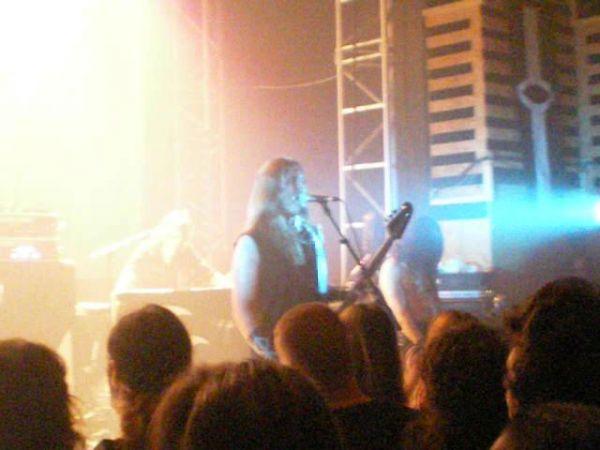 Enslaved - Lyon, 17/10/2007