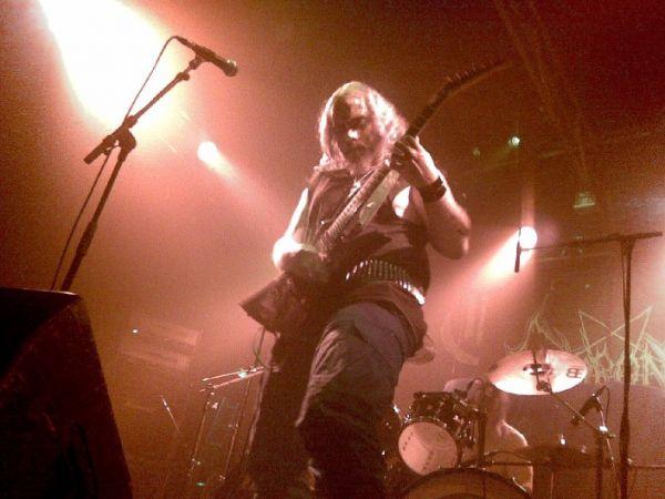 Enthroned - Paris, 20/11/2007