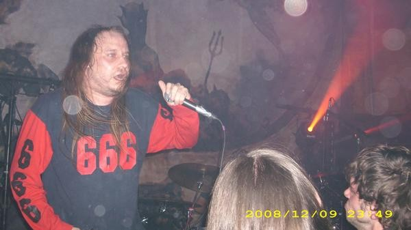 Entombed - Grenoble 09/12/2008
