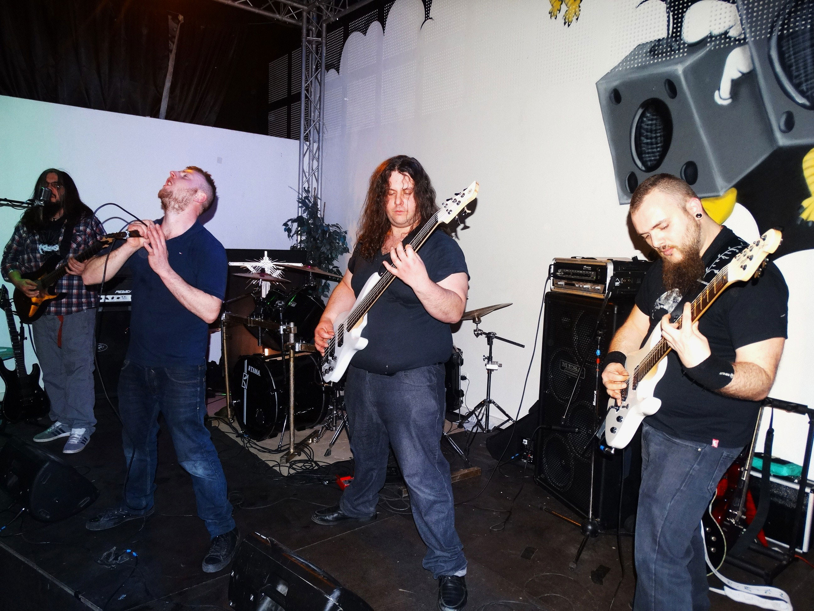 Fall Back to Zero - Chez Drey, Seynod, 27/02/2016