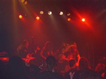 Fate - Guttural Tour, l'Usine, Genève, 07/02/2004