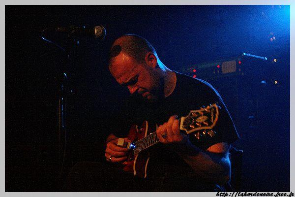 Fear Falls Burning - Lausanne, 13 décembre 2007