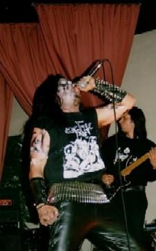 Funerarium - Underground Metal Festival II, 20/05/2004