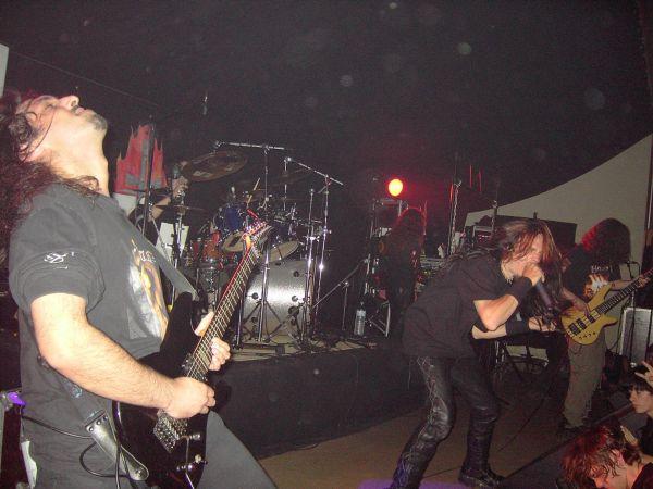 Furia - 6ème Nuit du Metal, Loisin, 14/05/2005