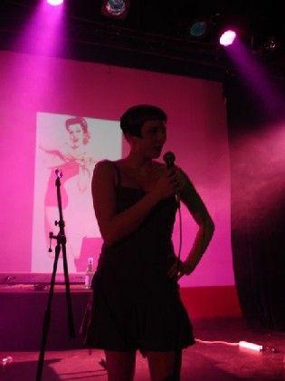 Genevieve Pasquier - Yverdon, 31/03/2007