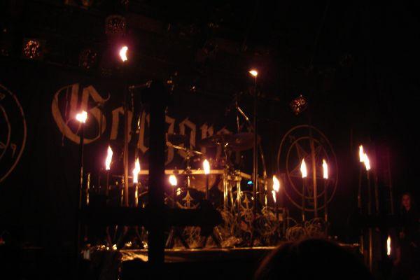 Gorgoroth - La Chaux-de-Fonds, 16/11/2005