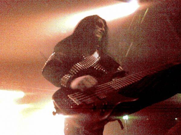 Gorgoroth - Paris, 20/11/2007
