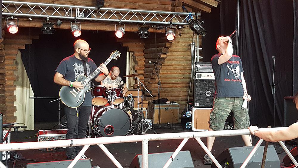 Haruspex - Forest Fest VI - 14/07/2017
