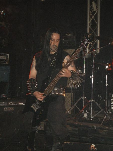 Helegion - Lyon's Hall, 24/09/2007