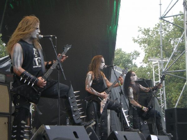 Hellfest 2007 - Behemoth