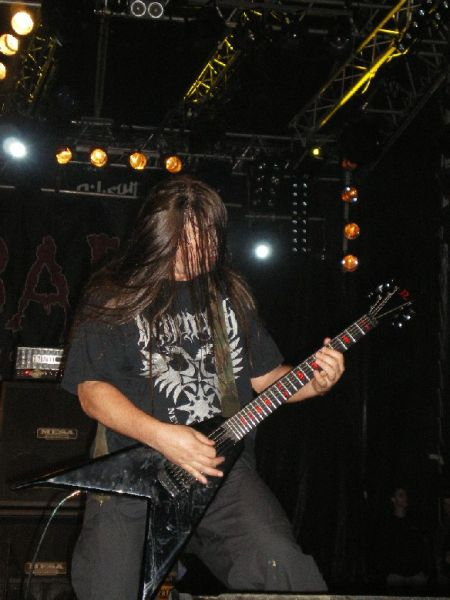 Hellfest 2007 - Cannibal Corpse