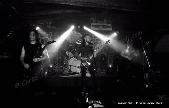 HIMINBJORG, Manoir Pub, 29 novembre 2014