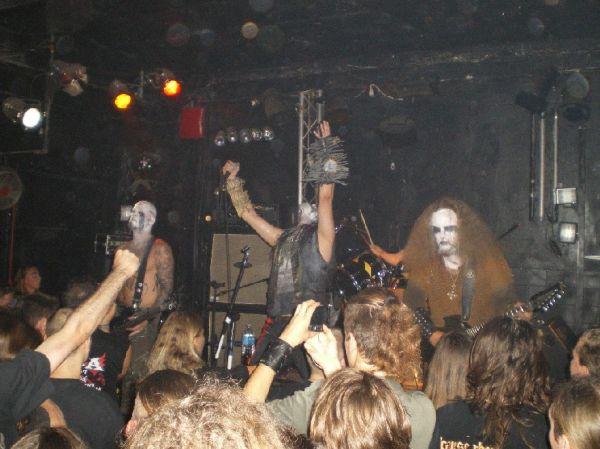 Horna - Lyon's Hall, 24/09/2007