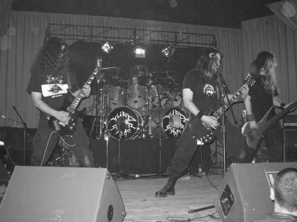 Horrid Flesh - Underground Festival III, Millery, 23/04/2005