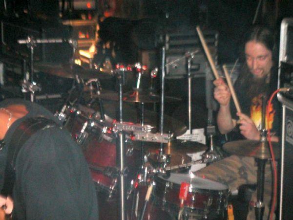 Scarve - Hydrogyn Fest, Genève, 24/09/2004