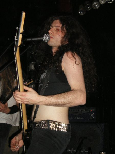 Imago Mortis - Lyon's Hall, 19 avril 2008