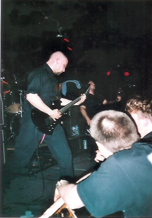 Immolation - Grenoble, 29/04/2003