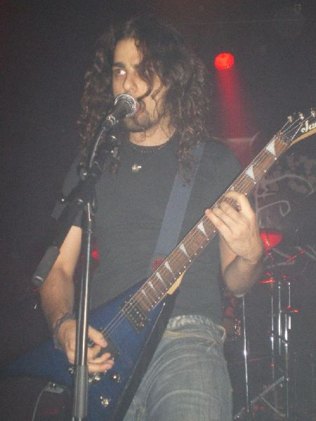 In Arkadia - Lyon, 30/10/2007