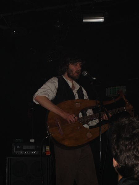 In gowan ring - Shayo Festival, Genève, 02/06/2006