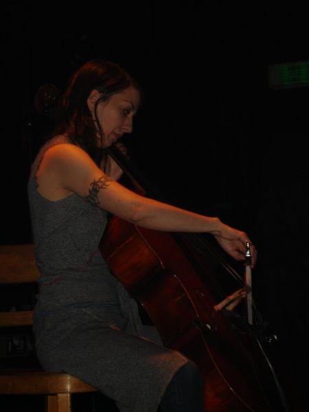 Julia Kent - Shayo Festival, Genève, 02/06/2006