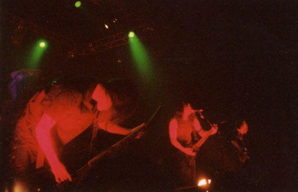 Kreator - Transbordeur, Lyon, 14/02/2005