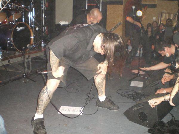 Kronos - Lyon, 30/10/2007