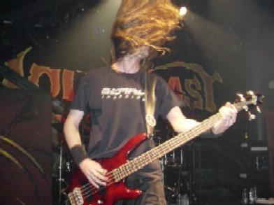 Loudblast - Transbordeur, Lyon, 22/04/2004