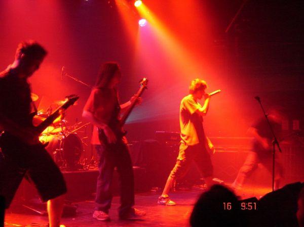 Lyriacka - 8ème nuit du Metal, Annemasse, 15 décembre 2007