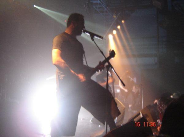 Lyzanxia - 8ème nuit du Metal, Annemasse, 15 décembre 2007